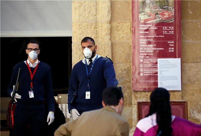 Κορωνοϊός: Πρώτος θάνατος στη Μάλτα