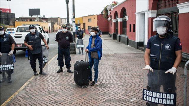 Κορωνοϊός - Περού: Παρατείνεται έως τις 26 Απριλίου η κατάσταση έκτακτης ανάγκης