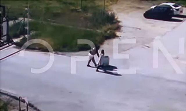Φυλακές Νιγρίτας: Σωφρονιστικός υπάλληλος συνοδεύει γυναίκα κρατούμενου που του πηγαίνει μέχρι και γαλακτομπούρεκο!