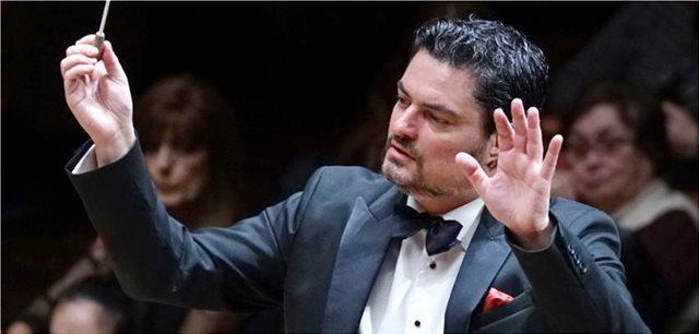 Ο Γιώργος Πέτρου αναλαμβάνει την Εθνική Συμφωνική Ορχήστρα της ΕΡΤ