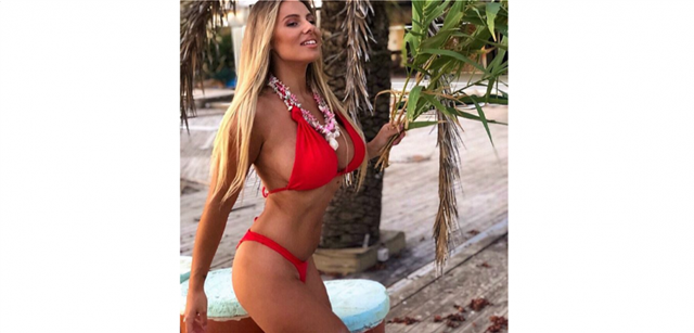Tempting Trost: What a beauty Irene is (photos-videos)