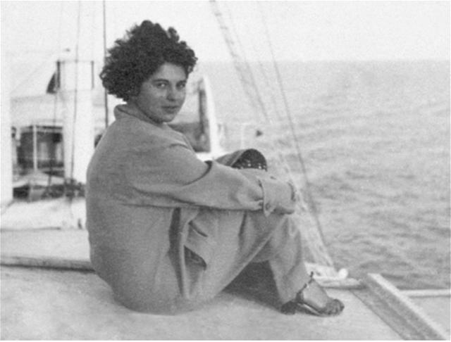MASCHA KALÉKO - GOOGLE DOODLE: Η ΙΣΤΟΡΙΑ ΠΙΣΩ ΑΠΟ ΤΗΝ ΠΟΛΩΝΗ ΠΟΙΗΤΡΙΑ