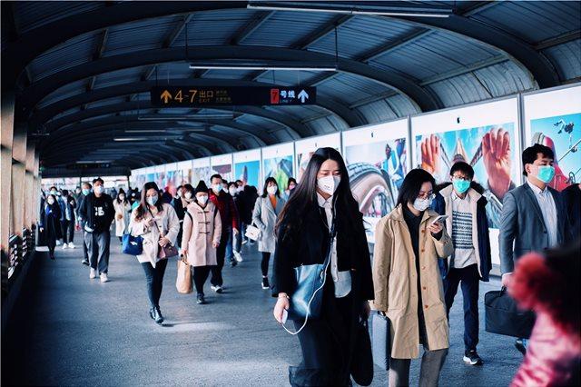Κορωνοϊός - Κίνα: 12 εισαγόμενα κρούσματα και 25 ασυμπτωματικοί το τελευταίο 24ωρο