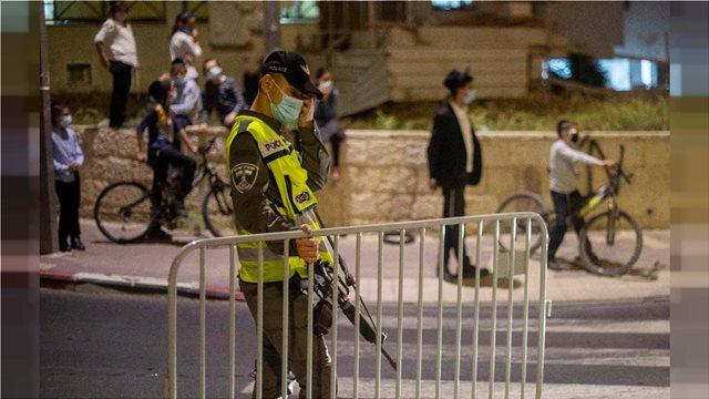 Κορωνοϊός - Ισραήλ: 30 θάνατοι και 4.300 κρούσματα σε 24 ώρες