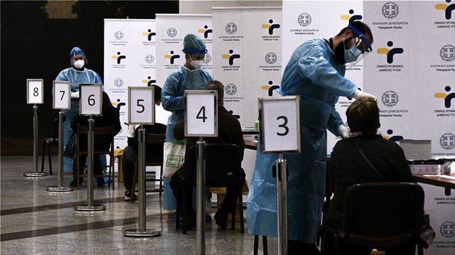 ΚΟΡΩΝΟΙΟΣ: ΠΩΣ ΣΥΜΒΑΛΛΟΥΝ ΤΑ RAPID TEST ΣΤΟΝ ΕΛΕΓΧΟ ΤΗΣ ΠΑΝΔΗΜΙΑΣ