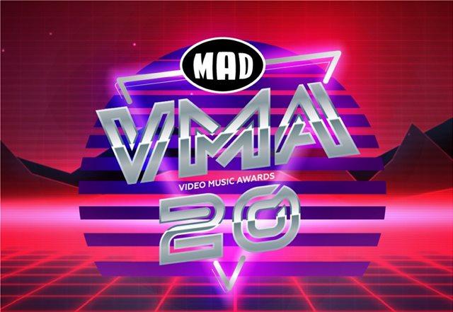 MAD VMA20 LOGO