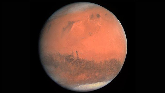 NASA: ΣΤΟ... ΠΑΡΑ ΠΕΝΤΕ Η ΠΡΟΣΕΔΑΦΙΣΗ ΣΤΟΝ ΑΡΗ, ΑΛΛΑ ΟΙ ΕΠΙΣΤΗΜΟΝΕΣ ΦΟΒΟΥΝΤΑΙ ΤΟΥΣ... ΔΙΑΣΤΗΜΙΚΟΥΣ ΙΟΥΣ