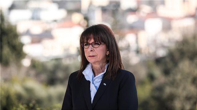 Σακελλαροπούλου για Τεντόγλου: Έδωσε μεγάλη χαρά σε όλους τους Έλληνες