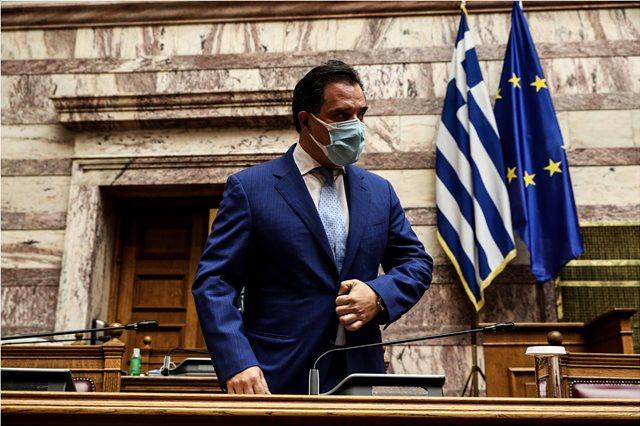 Γεωργιάδης: Κανείς δεν χρωστά συγγνώμη στον κ. Τσίπρα για το εθνικό λάθος των Πρεσπών