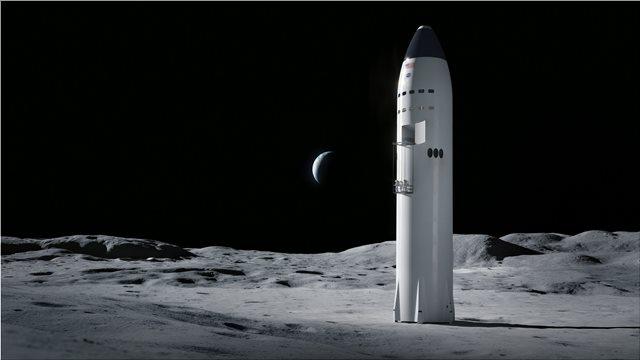 Η NASA ΕΠΕΛΕΞΕ ΤΗΝ SPACEX ΤΟΥ ΕΛΟΝ ΜΑΣΚ ΓΙΑ ΤΗΝ ΕΠΙΣΤΡΟΦΗ ΤΟΥ ΑΝΘΡΩΠΟΥ ΣΤΗ ΣΕΛΗΝΗ