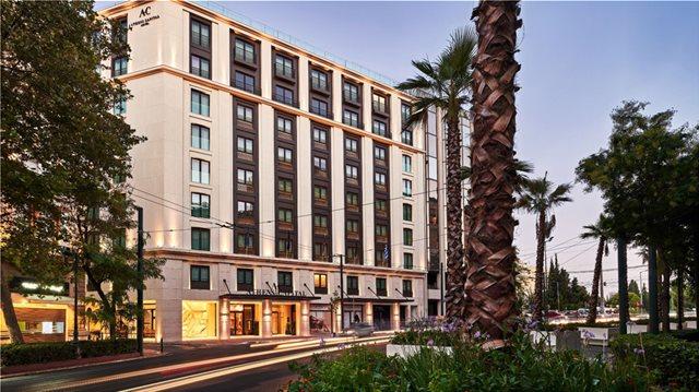 ATHENS CAPITAL HOTEL - MGALLERY COLLECTION ΜΕ ΕΜΠΕΙΡΙΕΣ ΕΥΕΞΙΑΣ