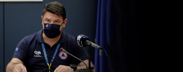 Χαρδαλιάς: 116 πυρκαγιές τις τελευταίες 48 ώρες – Η μεγάλη μάχη είναι στην Ρόδο