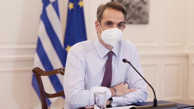 Μητσοτάκης: Άρχοντας των Κρίκων ο Λευτέρης Πετρούνιας – Όλη η Ελλάδα είναι υπερήφανη