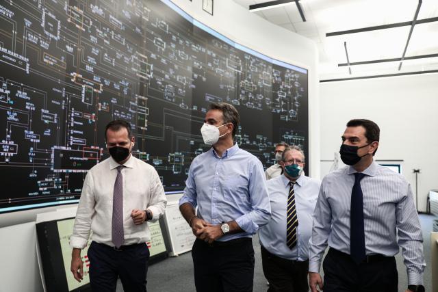 Μητσοτάκης για καύσωνα: Ζητάμε την βοήθεια των πολιτών για το ρεύμα