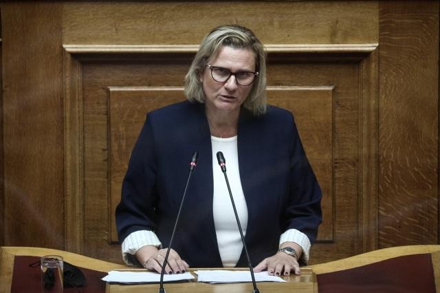 Σύμβουλος στο Γραφείο του Πρωθυπουργού για θέματα χωροταξίας η Μαρία Ελένη Σούκουλη-Βιλιάλη