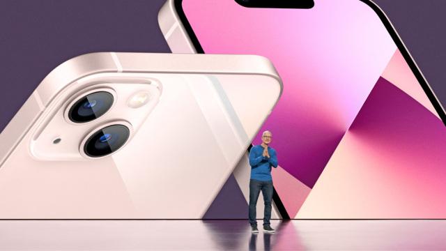iPhone 13: Ελκυστικό ναι, επαναστατικό όχι