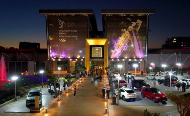 Συνεχίζεται με μεγάλη επιτυχία η Mobility 2021 - Μέχρι την Κυριακή στο Golden Hall