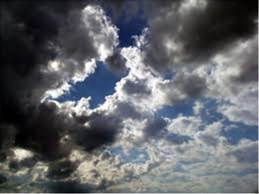 Sunday forecast: Clouds and sporadic rains
