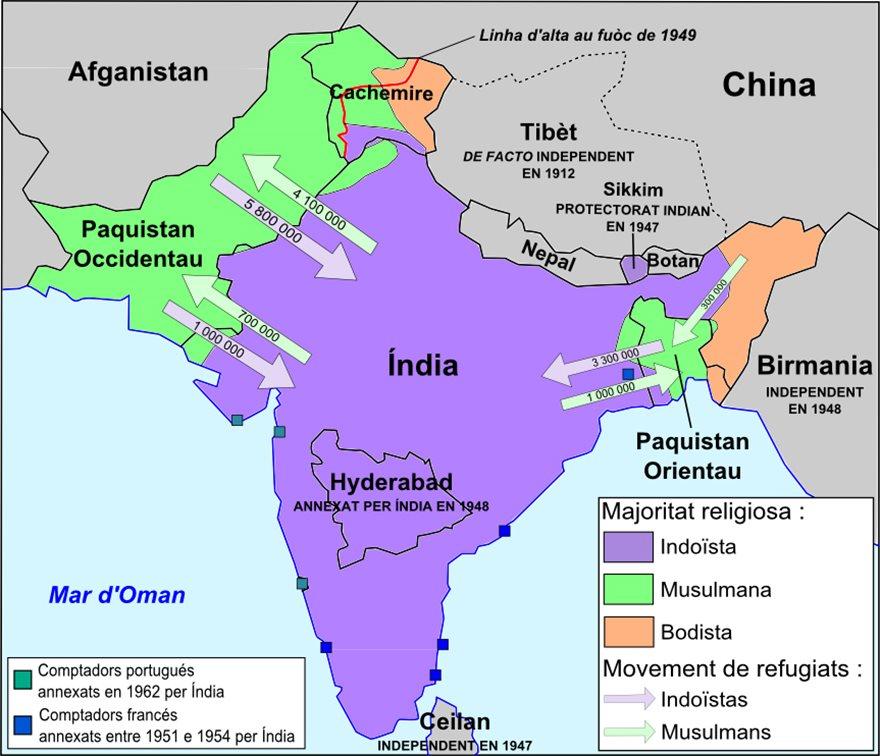 India_-_Partiment_de_la_peninsula_indiana_en_1947
