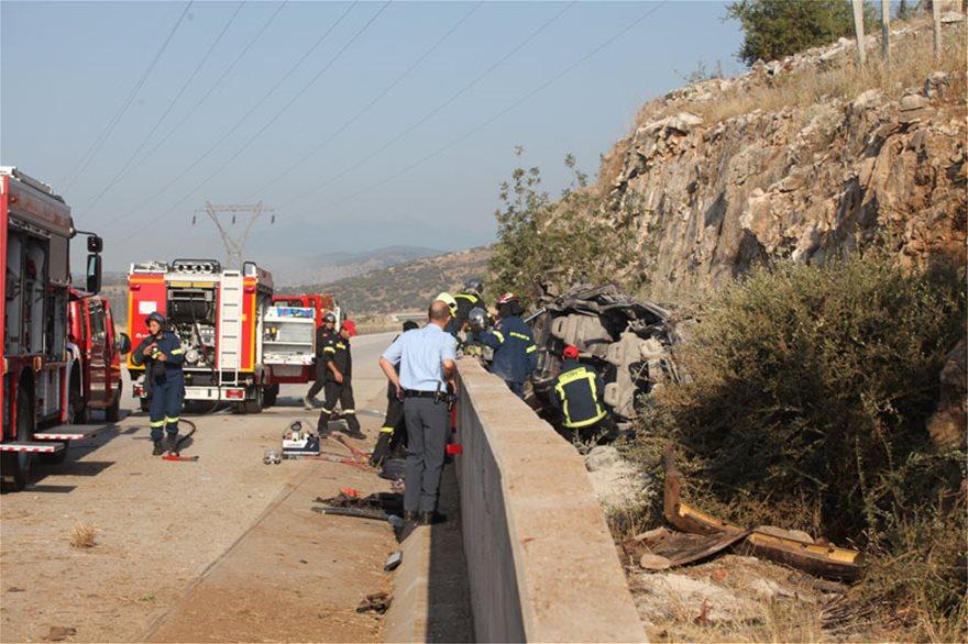 kavala2  Τροχαίο-σοκ με 5 νεκρούς στην Εγνατία Οδό kavala2