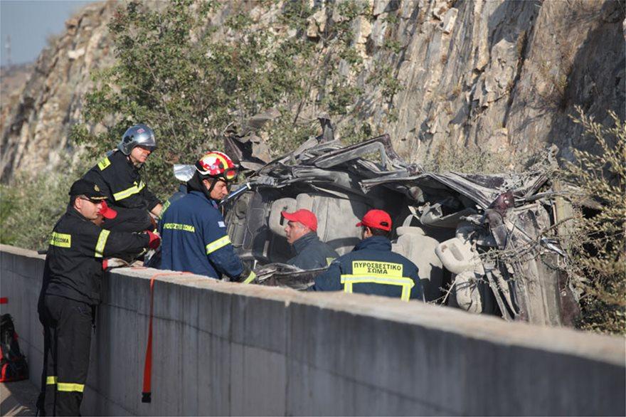 kavala3  Τροχαίο-σοκ με 5 νεκρούς στην Εγνατία Οδό kavala3