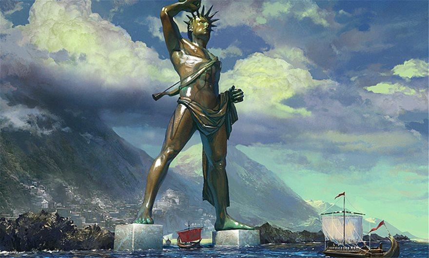 Colosso-di-Rodi-Grecia