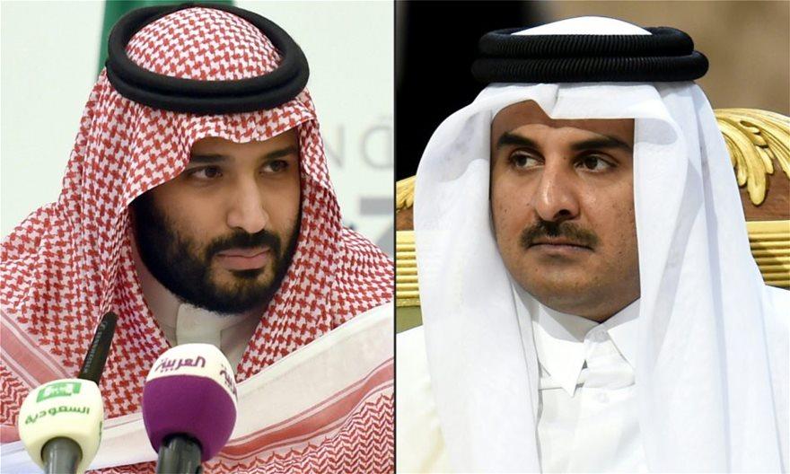 Saudi-v-Qatar