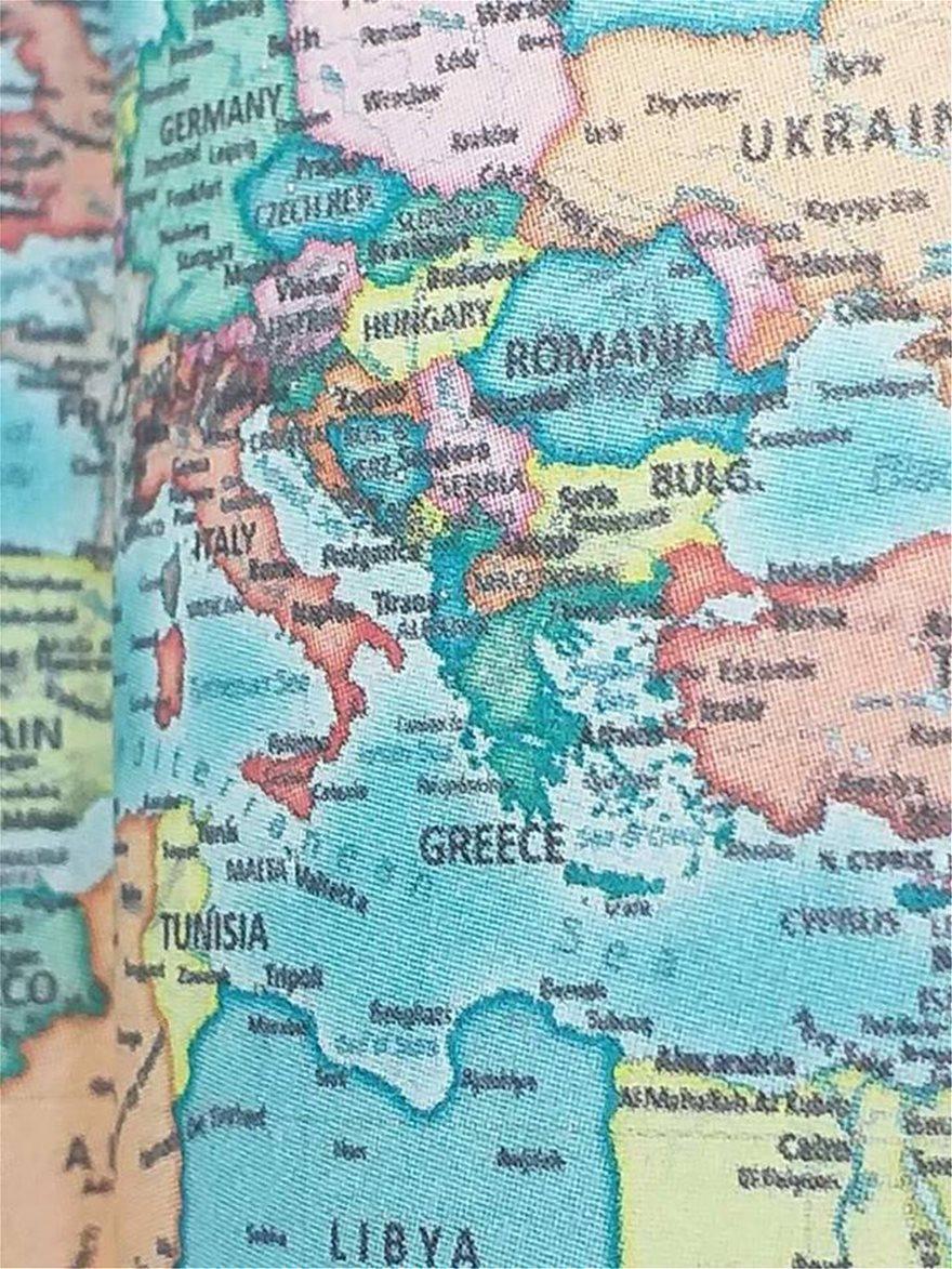 """Αστυνομία: Ανακαλούνται τα ημερολόγια με τη """"Μακεδονία"""" και τη """"Βόρεια Κύπρο"""""""