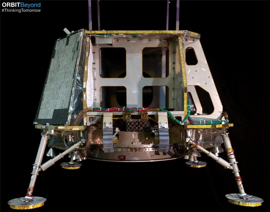 clps_orbit_beyond_lander Επόμενο βήμα της NASA, η δημιουργία αποικίας στην Σελήνη