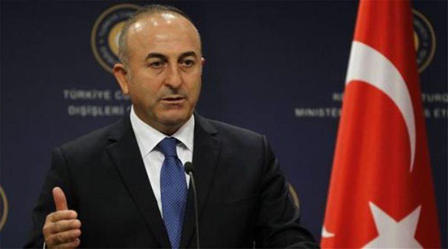 Τσαβούσογλου: «Αν δεν υπάρξει συμφωνία με τις ΗΠΑ, θα απομακρύνουμε τους Κούρδους από τη συριακή μεθόριο»