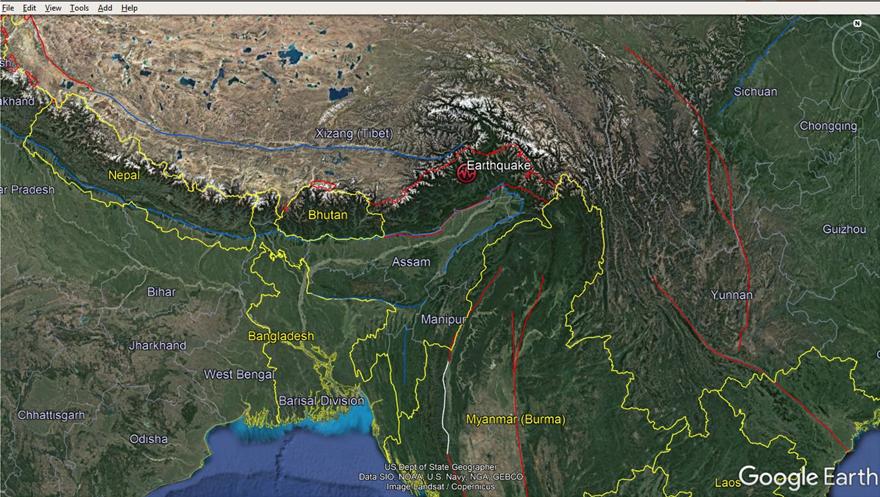 earthquake_india