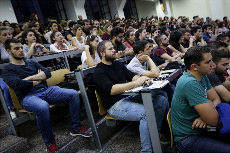 eisakteois2 78.335 θα εισαχθούν φέτος στα Πανεπιστήμια - Αυξημένος κατά 3.500 ο αριθμός