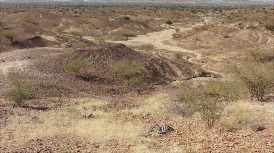 Κένυα και Απόλλων που χρονολογούνται