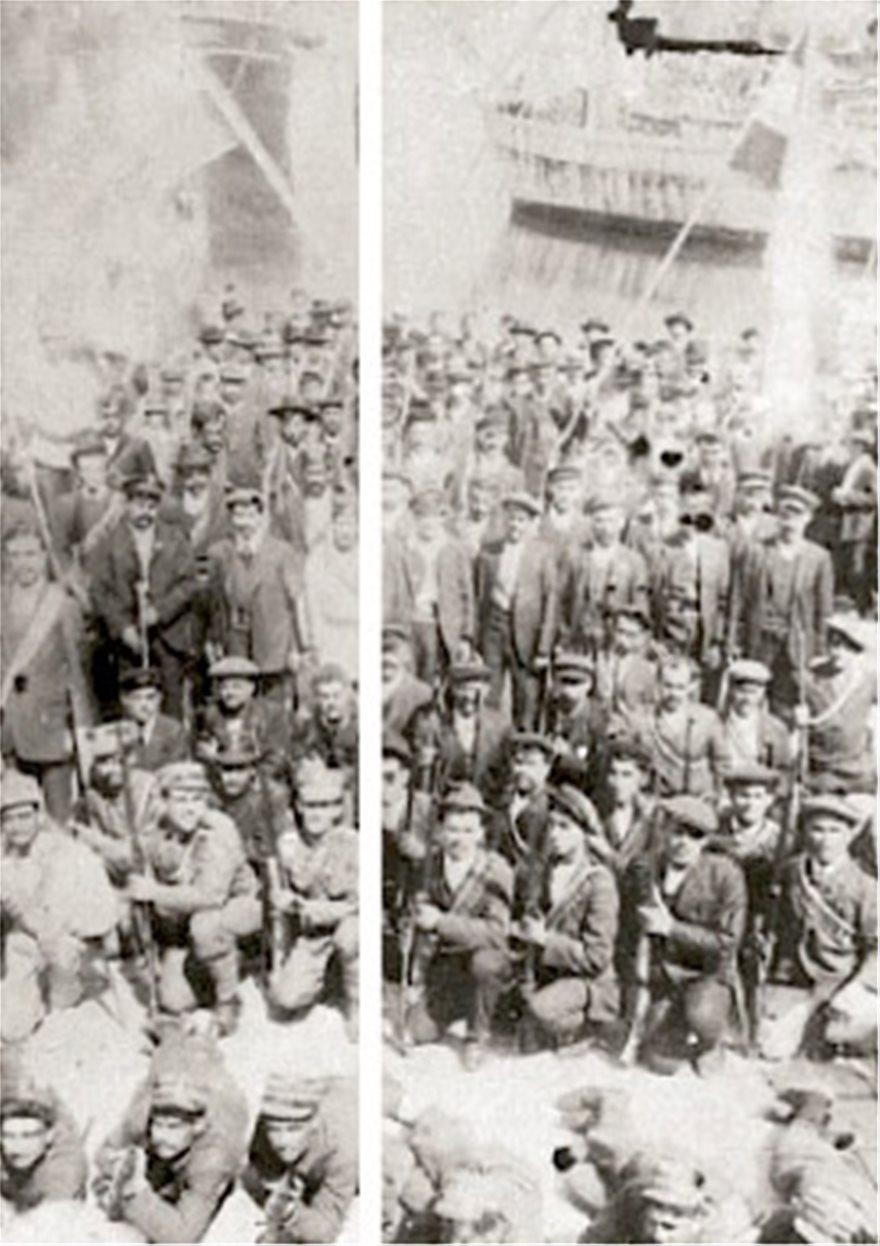 Καστελλόριζο: Η άγνωστη επανάσταση και η κατάληψη από τους Γάλλους 4