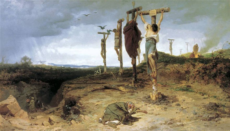 crucifictions-after-spartacus-died