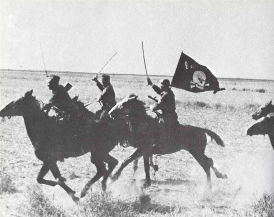 Κοζακοι-πολεμιστες