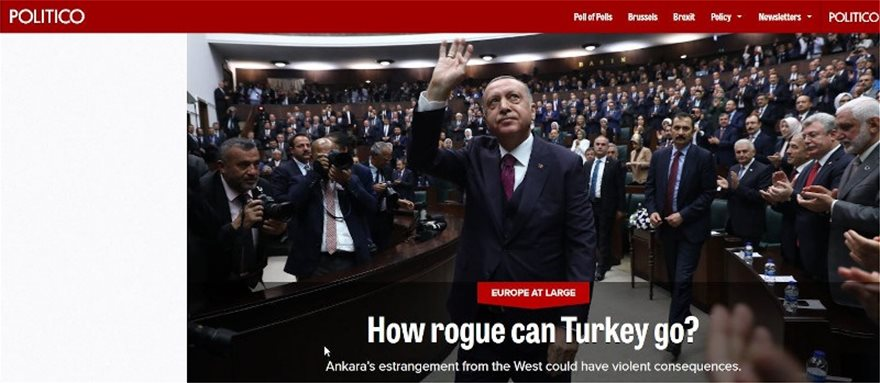 Politico-Erdogan