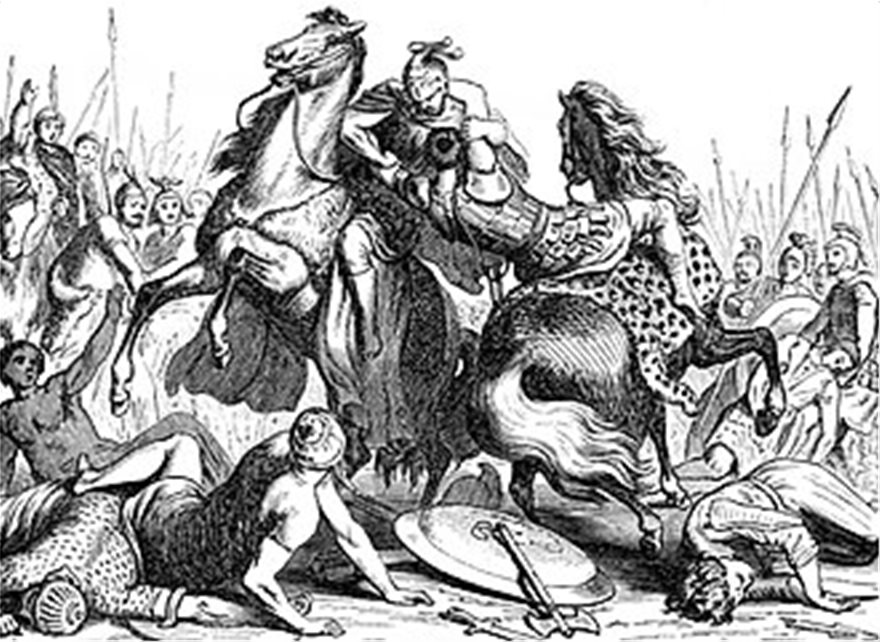 330px-The_fight_of_Eumenes_of_Cardia_against_Neoptolemus__Wars_of_the_Diadochi