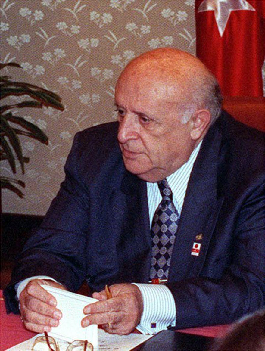 Suleyman_Demirel_1998