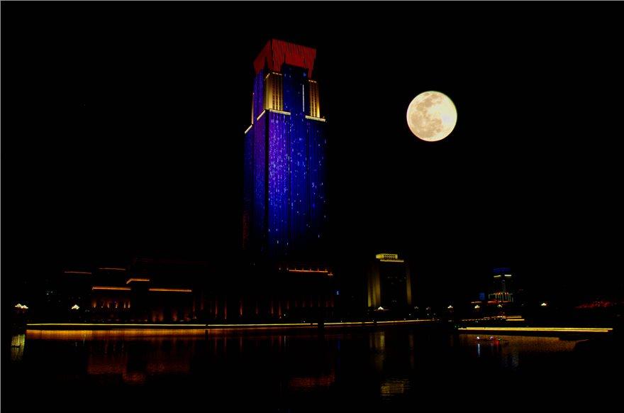 Xuchang_city__central_Chinas