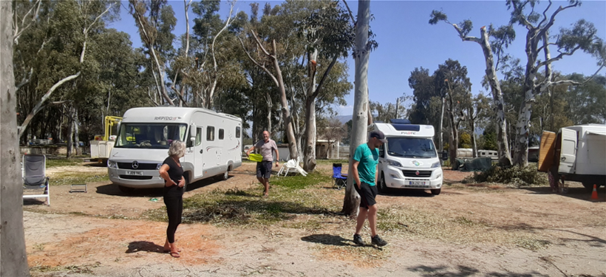 Κορωνοϊός: Σε «καραντίνα» σε κάμπινγκ στο Δρέπανο Θεσπρωτίας 41 τουρίστες