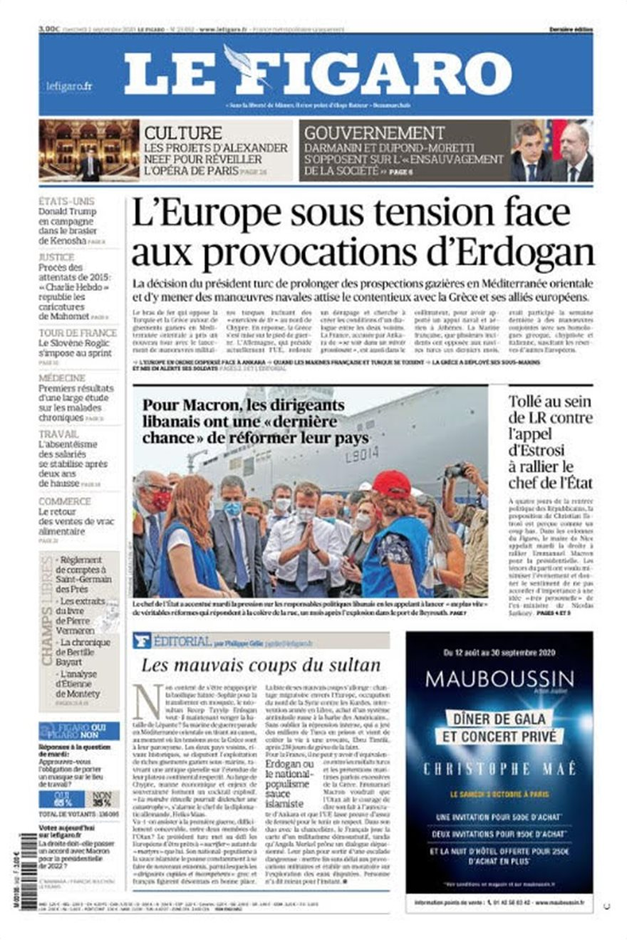 figaro-frontpage
