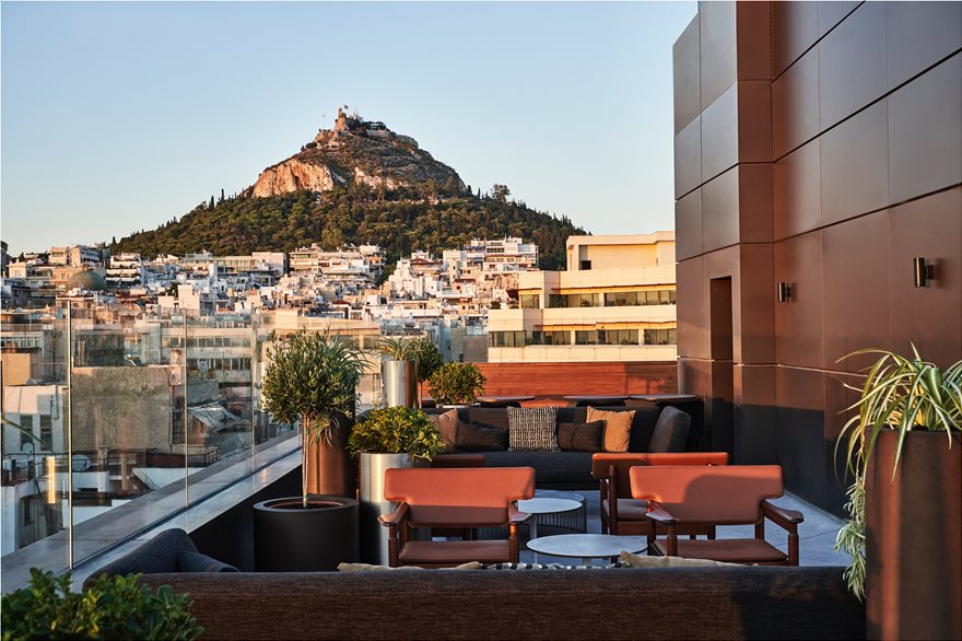 Athens_Capital_Mappemonde-Lycabettues_Hill_View
