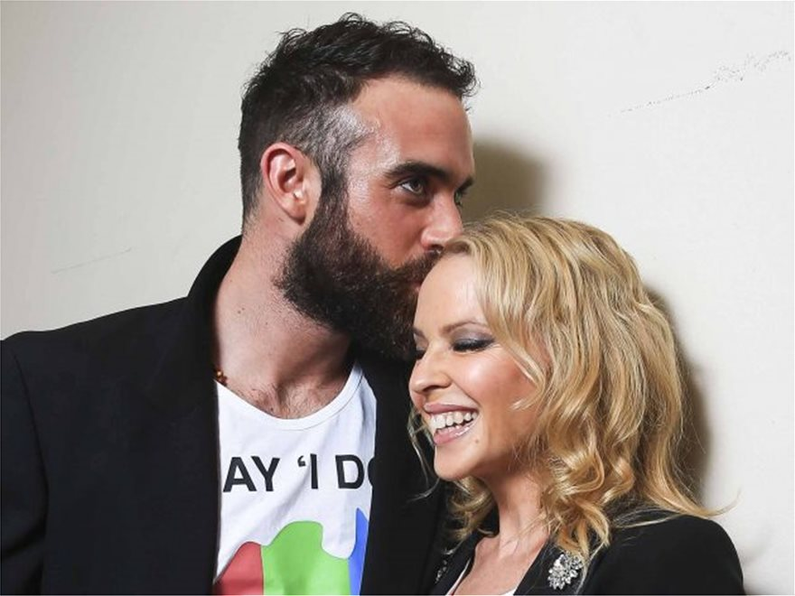 Joshua-Sasse-and-Kylie-Minogue-main-630x473