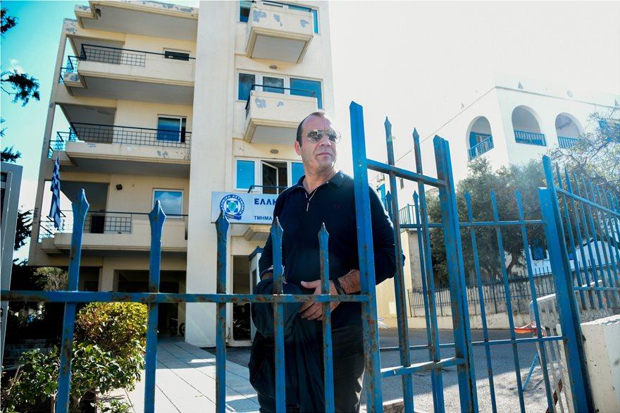 Ο Παν. Ηλιόπουλος