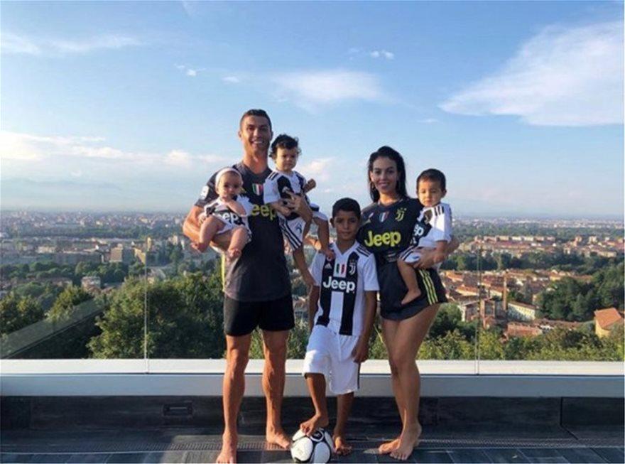 ronaldo_family