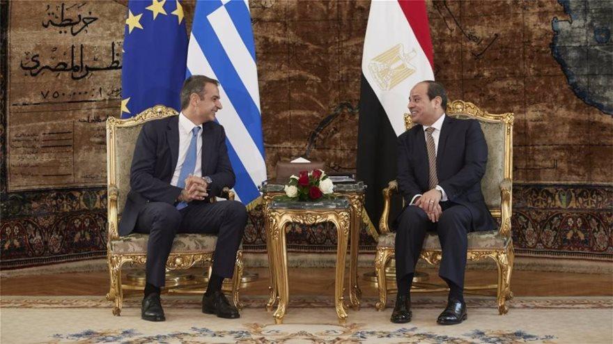 Ο Αλ Σίσι στην Ελλάδα : Τι σηματοδοτεί για την χώρα μας