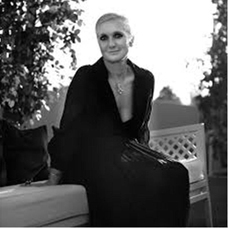 Maria Kiouri Dior
