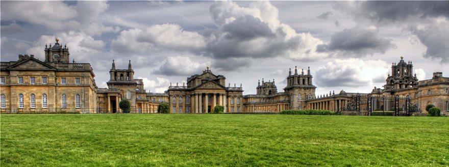 front-John-Vanbrugh-Blenheim-Palace-Woodstock-England