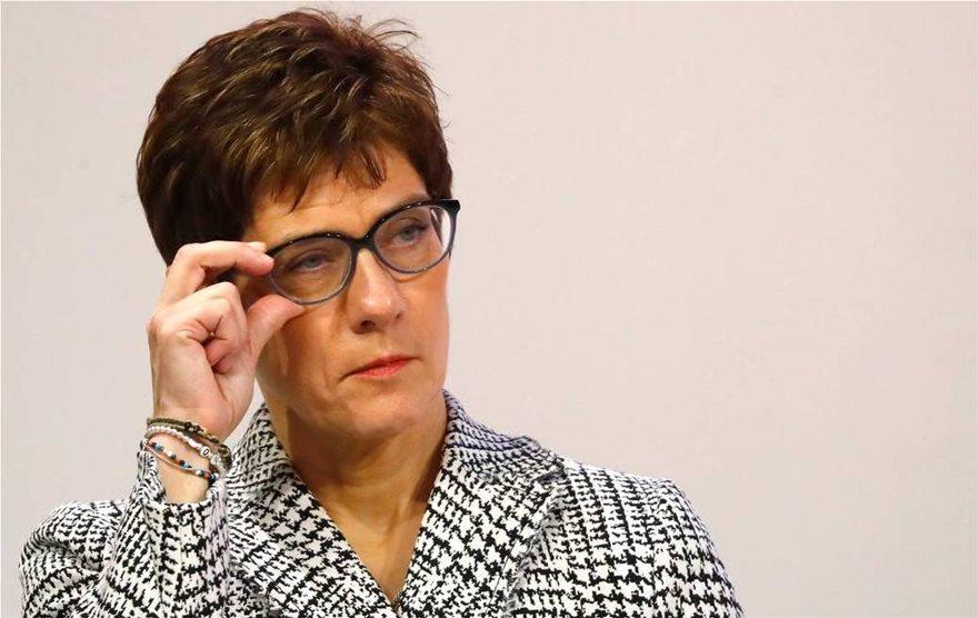 2018 12 07T101845Z 83130751 RC1E8D06A680 RTRMADP 3 GERMANY POLITICS CDU